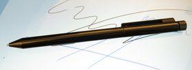 Med Pro-utgaven av Surface følger det også med en stylus.
