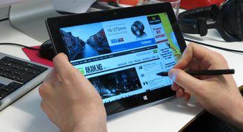 Test: Microsoft Surface Pro