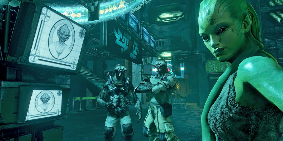 Har Dishonored-studioet tatt over Prey 2?