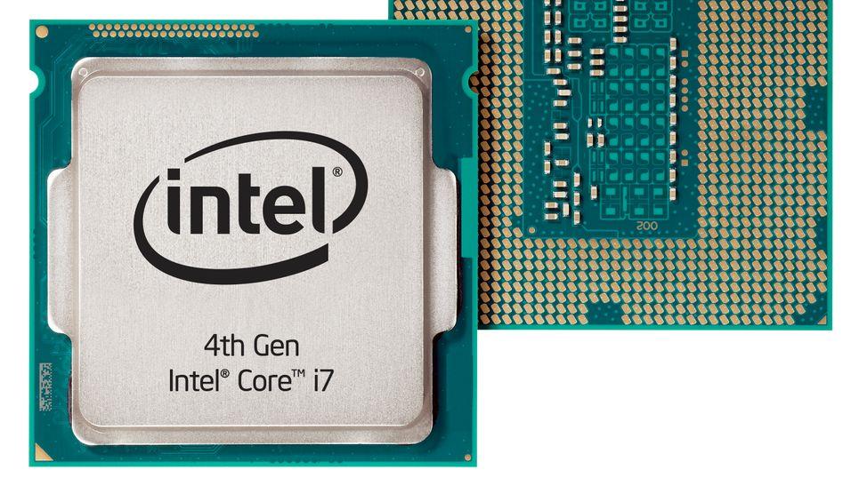 Intels nye Haswell-prosessor.