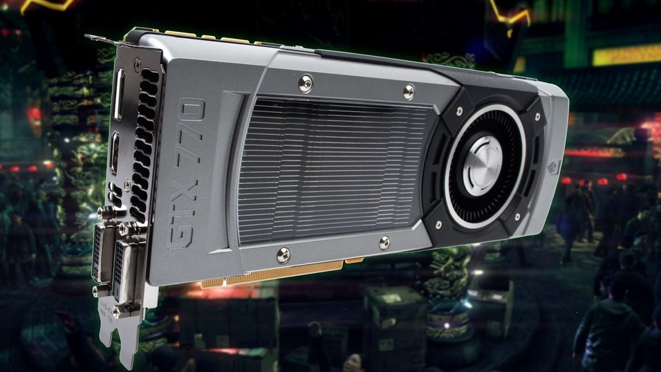 GeForce GTX 770 er Nvidias nyeste alternativ for økonomiske entusiaster.