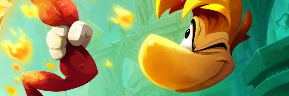Rayman til nye plattformer