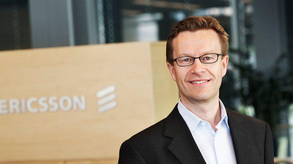 Adm. direktør Aksel Aanensen i Ericsson Norge er spesielt opptatt av at rapporten viser at det er klar sammenheng mellom lojalitet og nettverkskvalitet.