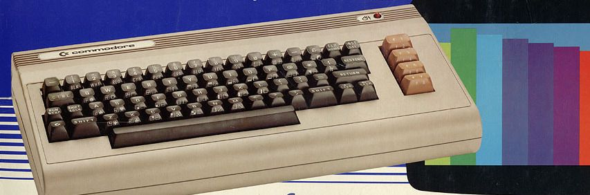 Commodore 64 danket ut konkurrentene