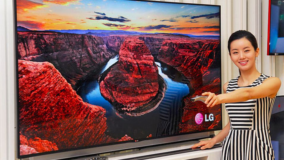 LG slipper to nye 4K-TV-er