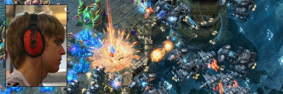 E-SPORT: «Snute» ute av VM i StarCraft II
