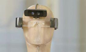 Prototypen av Meta-brillene.