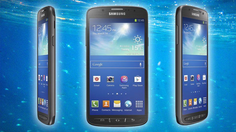 Denne Samsungen kan du bade med