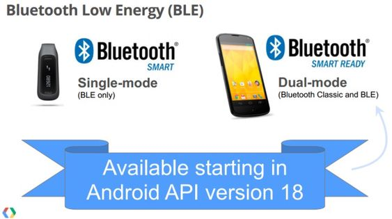 Bluetooth-BLE-in-Android-API-18.