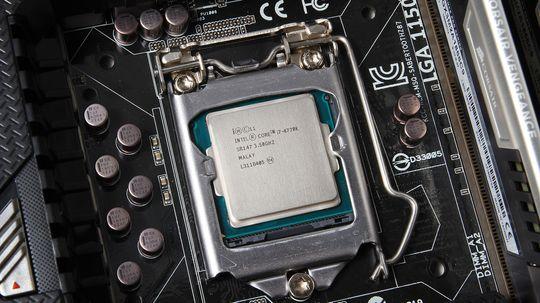 Den råeste Haswell-prosessoren lot vente på seg, men da vi fikk den i hus syntes vi ventetiden var verdt det.