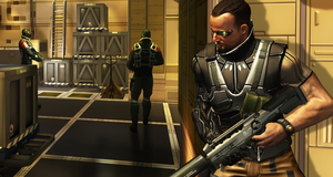 Deus Ex: The Fall blir mobilspel