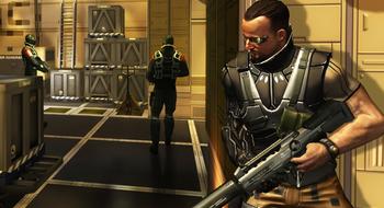 Deus Ex: The Fall blir mobilspel