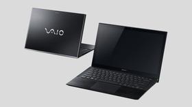 Sony Vaio Pro i to størrelser.