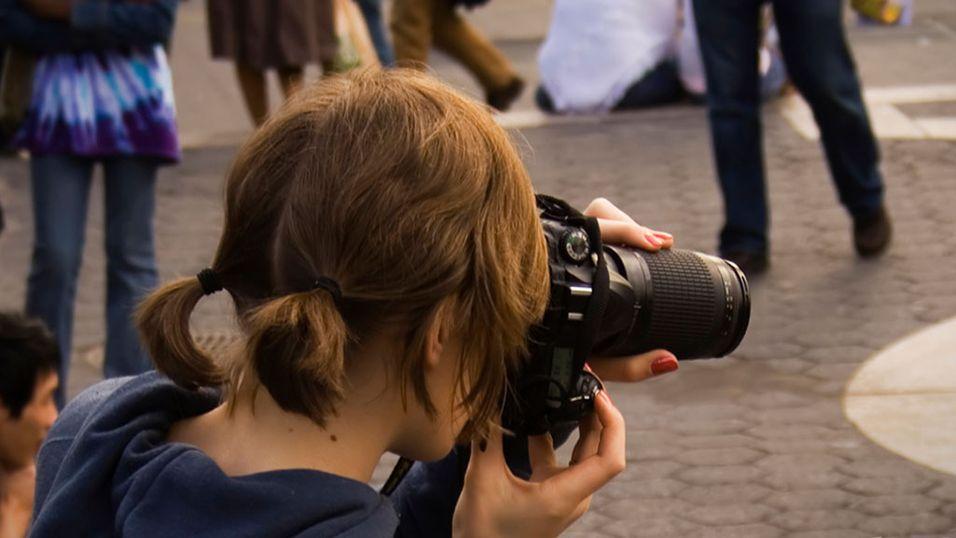 Ta et gratis fotokurs fra MIT