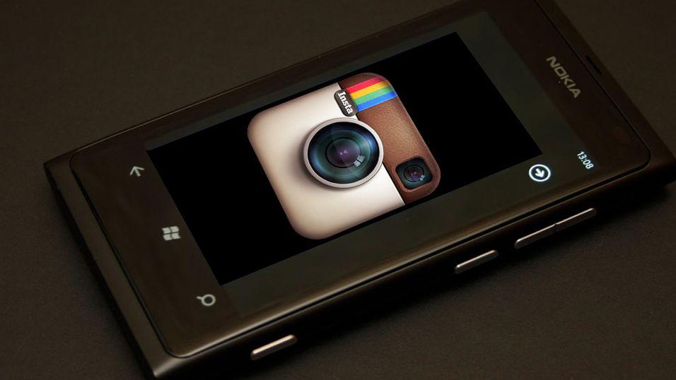 – Instagram kommer til Windows Phone