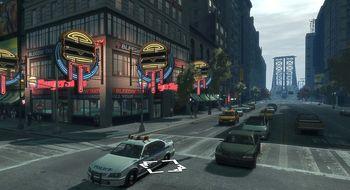 Utforsk Grand Theft Auto IV i Street View