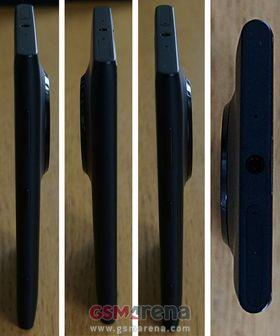 GSMarena.com har fått tak i bilder av det som angivelig viser Nokia EOS fra siden,.