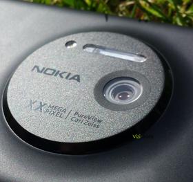 Påstått bilde av Nokia EOS fra Twitter-brukeren @ViziLeaks.