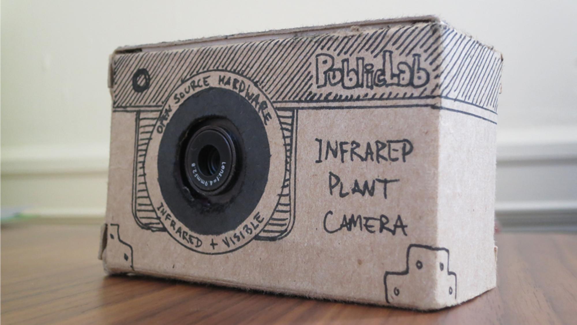 Dette kameraet kan redde plantene dine
