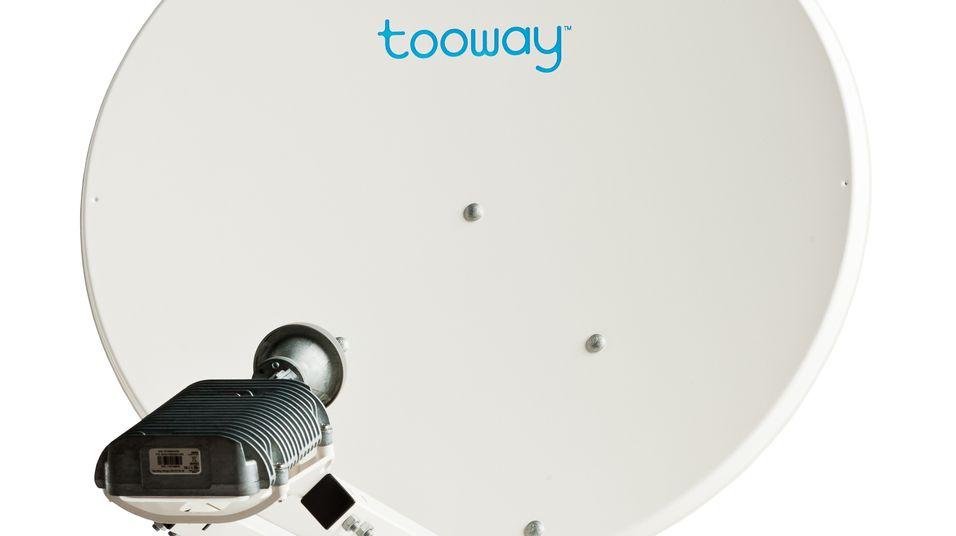 Tooway vil forsyne de norske bygdene med bredbånd via satellitt.
