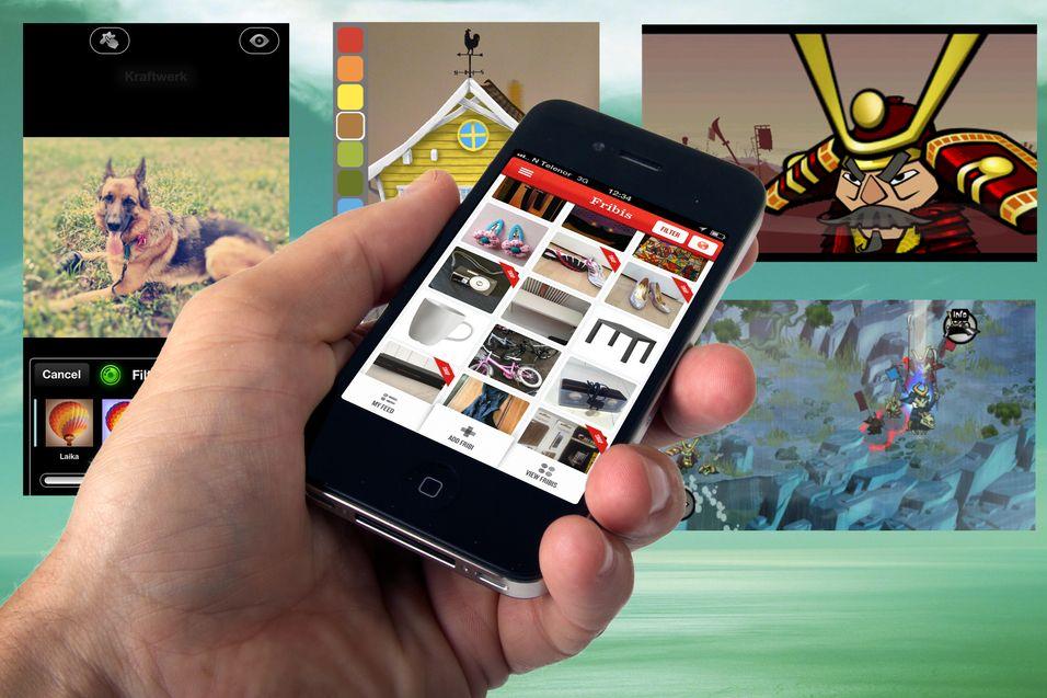 TEST: Ukens utvalgte apper til iPhone, Windows Phone og Android
