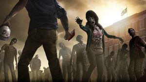 Hva er The Walking Dead: 400 Days?