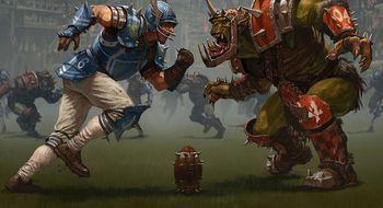 Warhammer møter amerikansk fotball