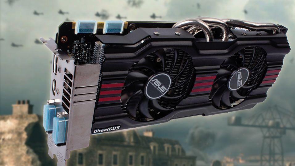 Vi tester Asus GeForce GTX 770 DirectCU II OC