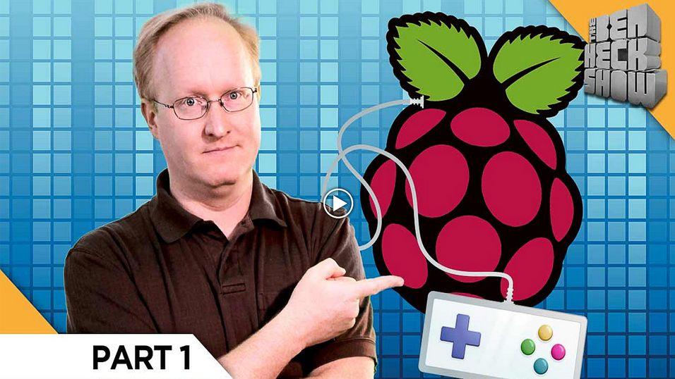 Gjorde Raspberry Pi om til «Gameboy»
