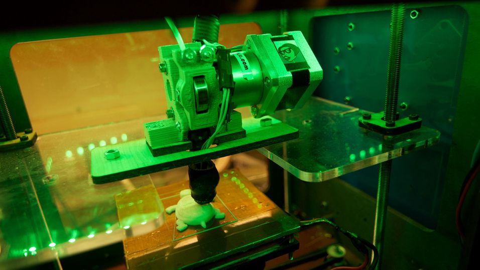 3D-skrivere kan være farlige
