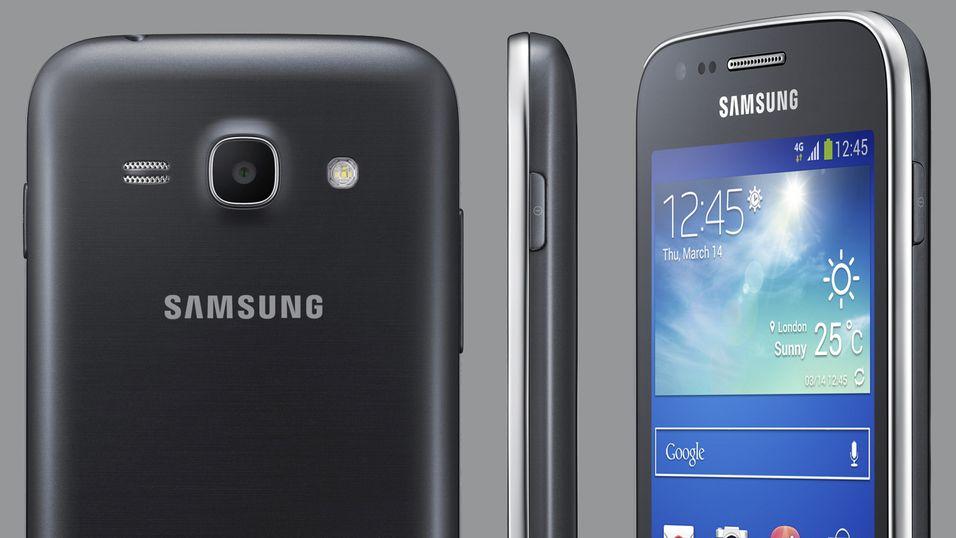 Samsung med ny 4G-budsjettmodell