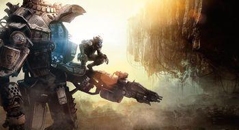 Se spillscener fra Titanfall