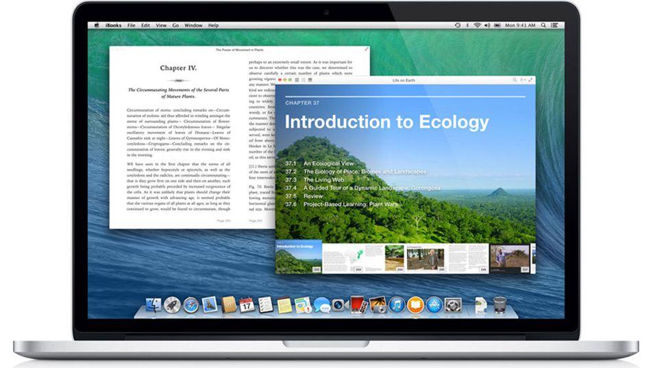 Apples nye operativsystem, OS X Mavericks