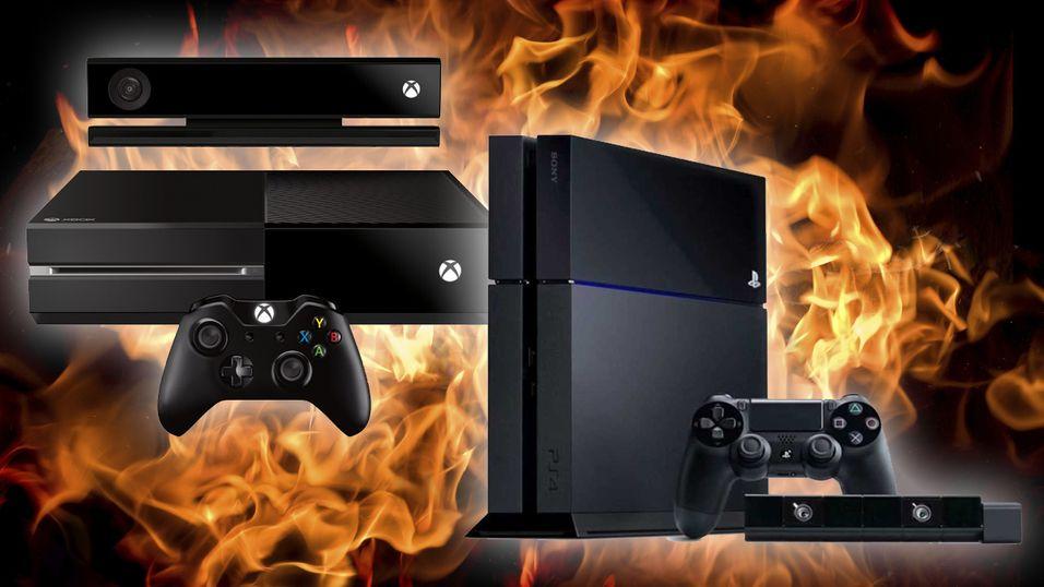 Her er prisene på PlayStation 4 og Xbox One
