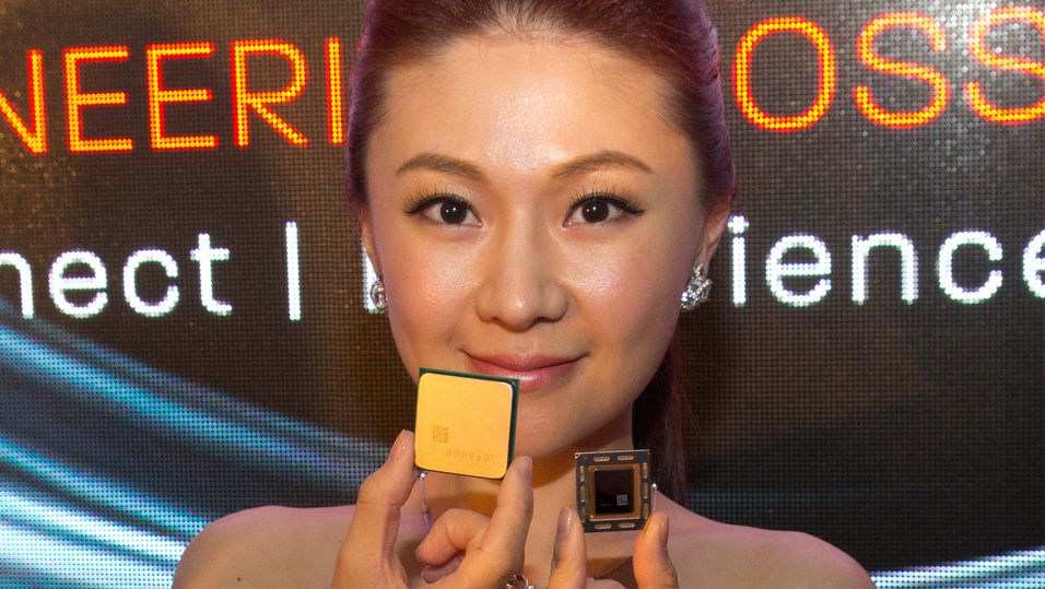 De nye prosessorene holder nøkkelen til AMDs fremtid