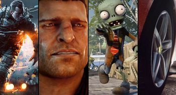 Se hva Electronic Arts viste oss