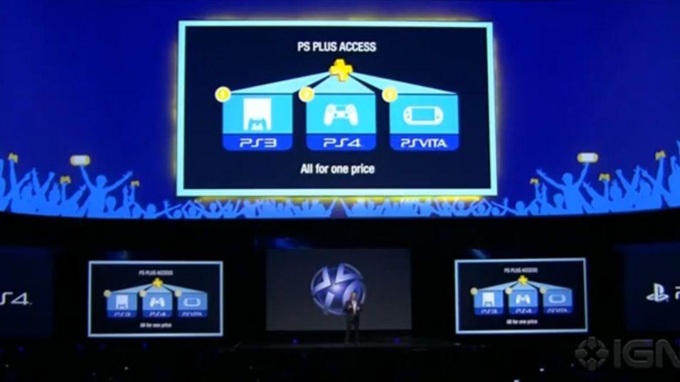Flerspilling krever betaling på PS4