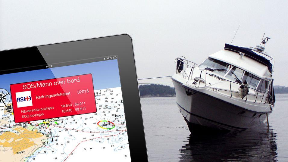 Ny sjøkart-app fikser kartene med brukernes hjelp
