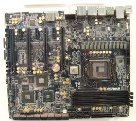 Verstingkortet Z87 Extreme11/AC.