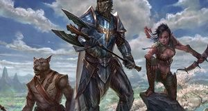 The Elder Scrolls Online til konsoll