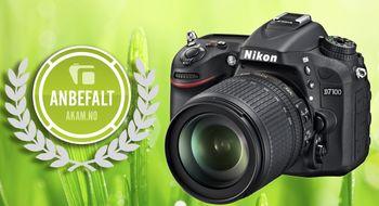 Test: Nikon D7100