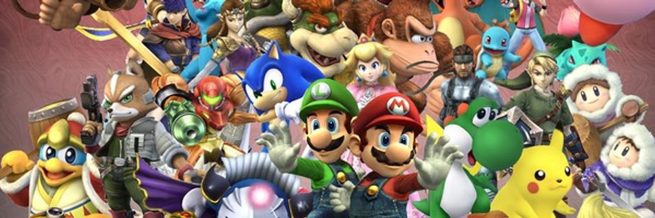 Nintendo-gjengen gir hverandre bank igjen