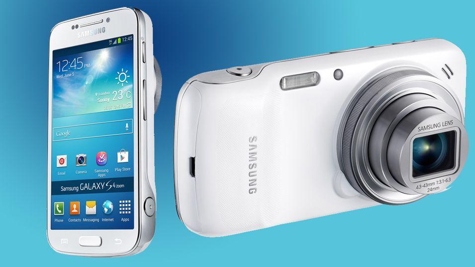 Galaxy S4 Zoom er en skikkelig kameratelefon