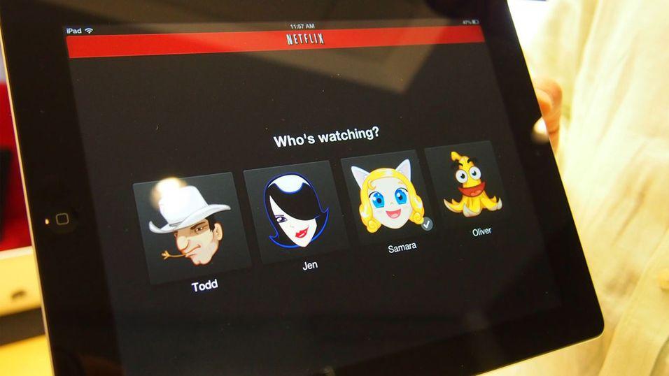 Snart får alle hver sin Netflix-profil