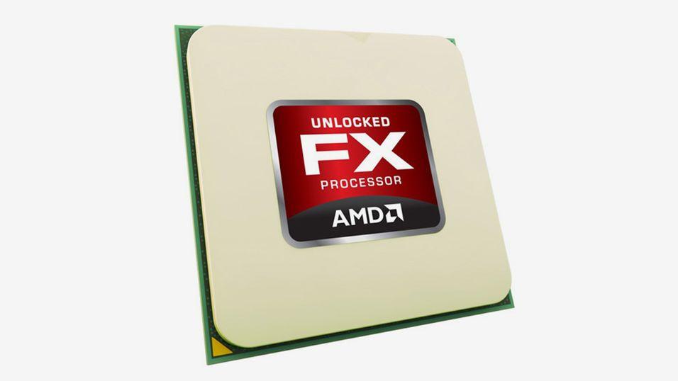 AMDskviser ut 5 GHz av prosessor