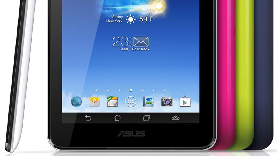 Asus MeMo Pad HD 7 koster bare 129 dollar. Den lave prisen kan føre til prispress i nettbrettbransjen, mener Digitimes.