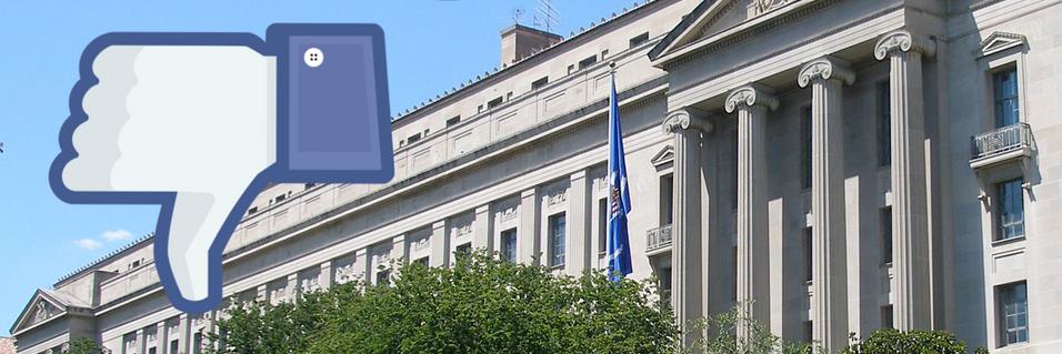 Det amerikanske Justisdepartementet