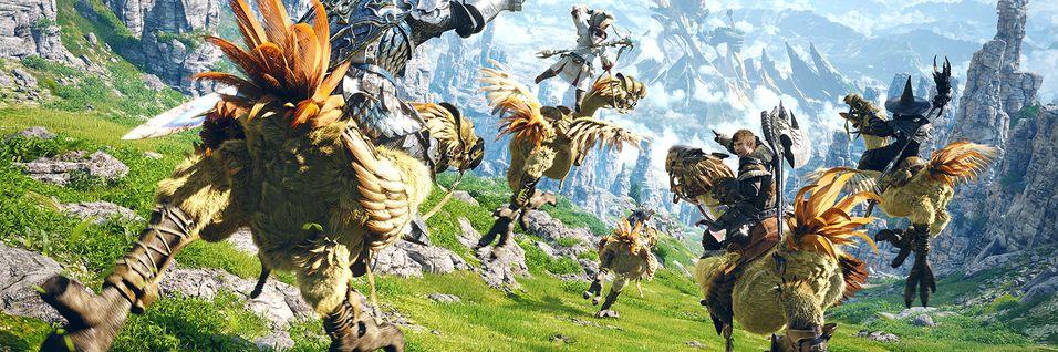 SNIKTITT: Final Fantasy XIV: A Realm Reborn