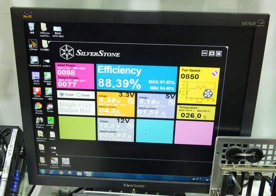 Silverstones nye strømforsyninger kan styres med jernhånd. .