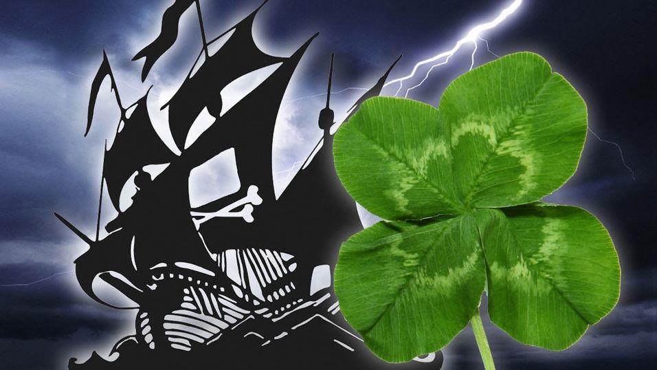 Irland stenger tilgangen til The Pirate Bay
